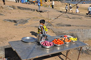 Ethical trade - In many areas of India, child labour still prevails