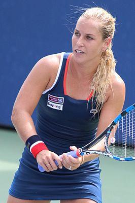 cbeeb90ddfff Dominika Cibulková. US Open 2016