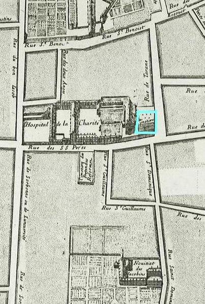 Fichier:Cimetière Saint-Germain 1676.jpg