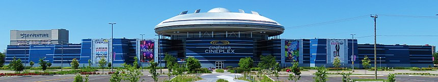 list of cineplex entertainment movie theatres wikipedia. Black Bedroom Furniture Sets. Home Design Ideas