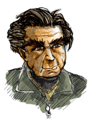 Emil Cioran writer / Emil Cioran écrivain (Pas...