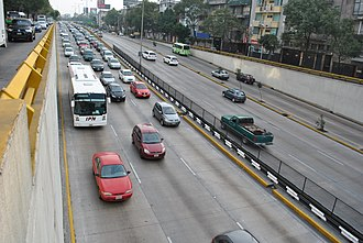 Circuito Interior - Circuito at Avenida Chapultepec
