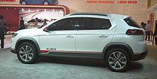 Citroën C-XR Concept 03 Auto China 2014-04-23.jpg