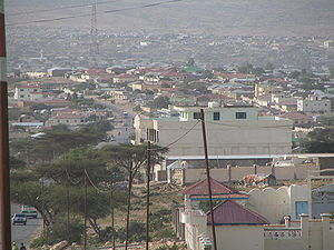 City of hargeisa (view)
