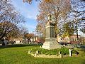 Civil War Memorial - Uxbridge, Massachusetts - DSC02818.JPG