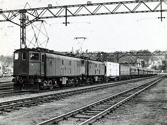 South African Class 1E - Image: Class 1E