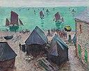 Claude Monet - The Departure of the Boats, Étretat - 1922.428 - Art Institute of Chicago.jpg