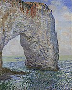 Claude Monet - The Manneporte near Étretat.jpg