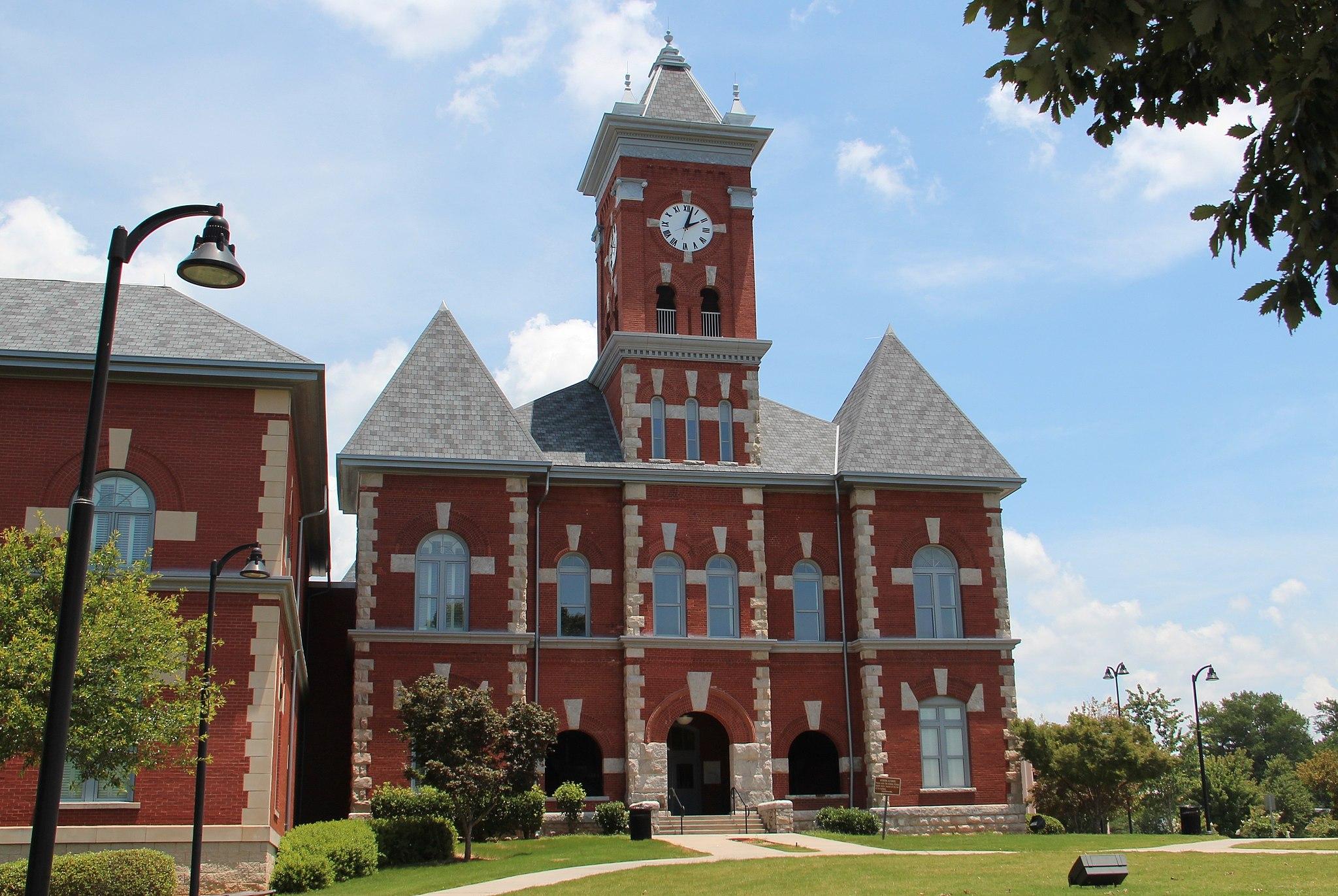 Clayton County, Georgia Courthouse