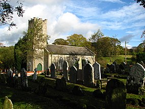 Clonmore Church and graveyard - geograph.org.uk - 1023894.jpg