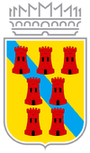 Coat of arms of Villa d'Adda