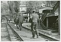 Coal miners going home from work, Omar, W. Va., Sept. 1938. (3110572114).jpg