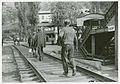 Coal miners going home from work, Omar, W. Va., Sept. 1938. (3110572114).jpg