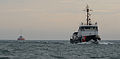 Coast Guard Cutter Morro Bay passes the Cleveland Water Intake Crib en route to Cleveland 130616-G-VH840-083.jpg