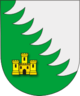 Coat of Arms of Chojniki, Belarus.png