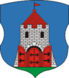Coat of arms of Vysokaye