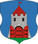 Coat of Arms of Vysokaje, Belarus.png