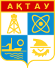 Coat of arms of Aktau.svg