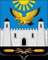 Coat of arms of Karabulak.png