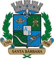 Coat of arms of Santa Bárbara MG.png