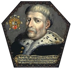 Coffin portrait of Stanisław Woysza of Bzów.