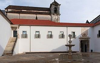 Machado de Castro National Museum - Image: Coimbra November 2012 6
