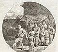 Collection de cent-vingt estampes, gravée d'après les tableaux and dessins qui composoient le cabinet de m. Poullain précédée d'un abrégé historique de la vie des auteurs qui la composent Cette suite (14592113159).jpg