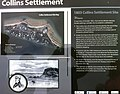 Collins Settlement, Sorrento, Victoria - Information Panel - panoramio.jpg