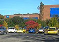 Colourful Car Park - geograph.org.uk - 580735.jpg