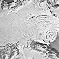 Columbia Glacier, Calving Terminus, Terentiev Lake, Kadin Lake, March 10, 1997 (GLACIERS 1511).jpg