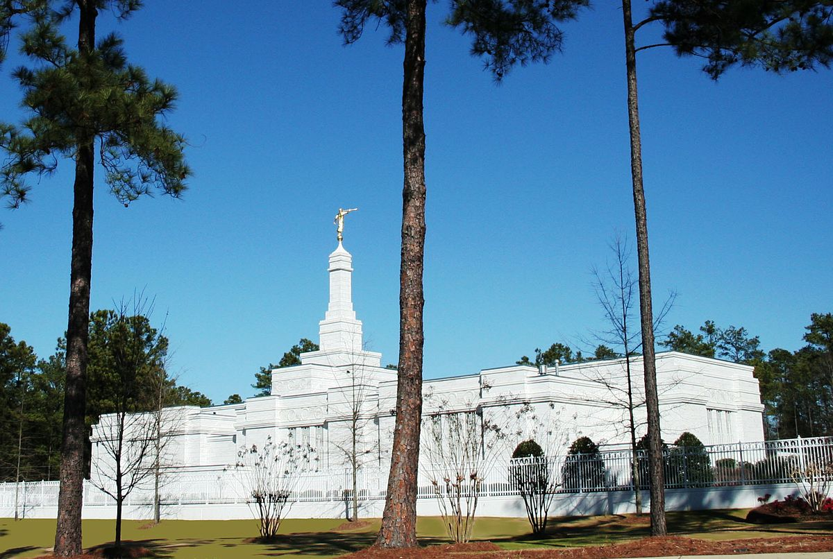 Columbia South Carolina Temple Wikipedia