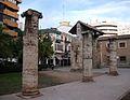 Columnes de l'antic hospital general de València.JPG