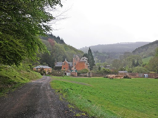 CombeSydenham Stogumber Somerset geographorguk
