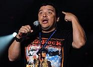 Comedian Carlos Mencia in 2009