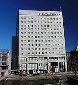 コンフォートホテル岐阜