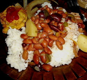 Puerto Rican cuisine - Cocina Criolla can be traced back to African, Taino and Spanish inhabitants of the island.