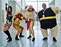 Comikaze 2015 - Mutant group (22698175160).jpg