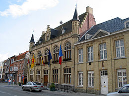 Comines-Warneton town hall