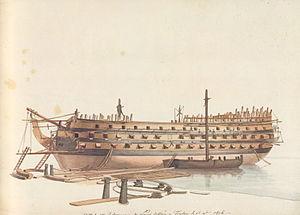 French ship Borda - Image: Commerce de Paris Antoine Roux