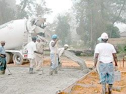 Concrete pouring 0020