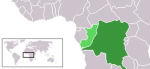 Congo - Image: Congo Brazzaville Congo Kinshasa