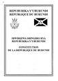 Constitution du Burundi de 2005 révisée en 2018.pdf