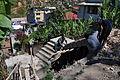 Construcción de escalinata de 16 metros en la Ciudadela Eloy Alfaro (9217889790).jpg