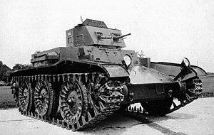 T7 Combat Car - Image: Convertible Combat Car T7