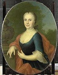 Portrait of Cornelia van Schuylenburgh, Wife of Diederik van Bleyswijk