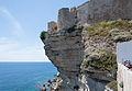 Corsica Bonifacio Ville haute Falaises.jpg