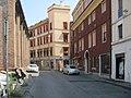 Cortevecchia (via) Ferrara - Vicolo dei Duelli - Chiesa di Santo Stefano.jpg