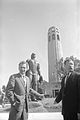 Cosmonaut Gherman Titov at Coit Tower (1962).jpg