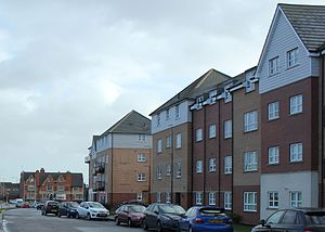 Cotton End, Northampton - Image: Cotton End, Northampton, England