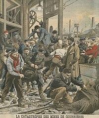 Catastrophe de Courrières - 1906 -  dans Un peu d'histoire 200px-Courri%C3%A8res_1906_LeJ
